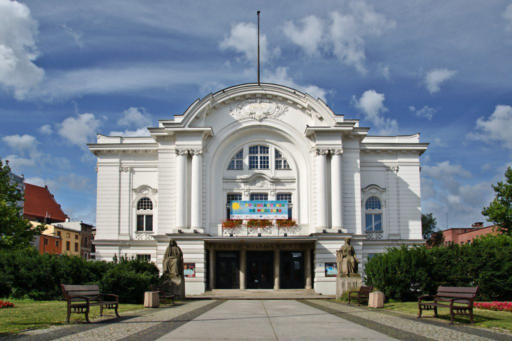 Teatr im. Wilama Horzycy - Toruń